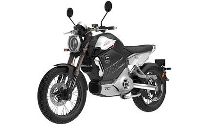 Elektromotorrad Super Soco TC Max bei EinfallsReich!
