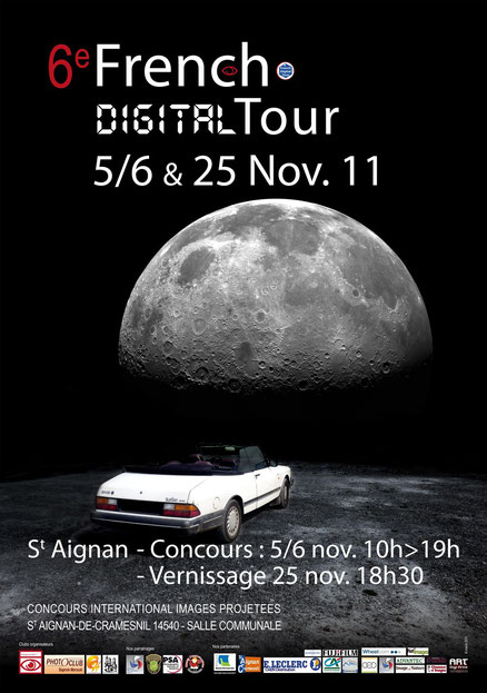 Le 6e French Digital Tour 2011