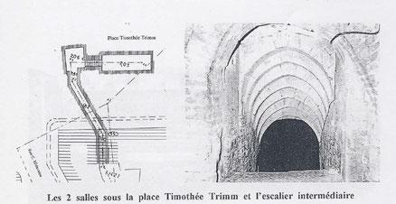Sous la place T.Trimm