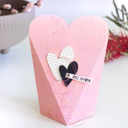 Herz-Verpackung