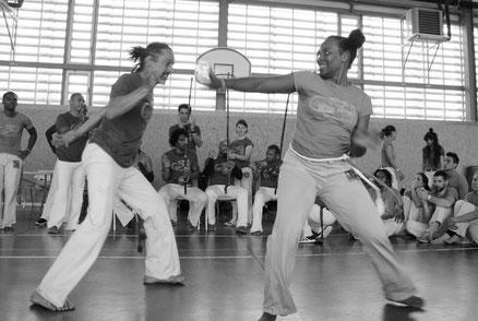 l'association Capoeir'axé vous apprend la cpaoeira à Nailloux