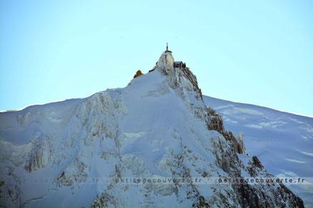 - L'Aiguille du Midi - Chamonix -