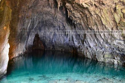 Lac souterrain de Gournier - Choranche - Isère