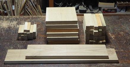 まぁ~るい子供椅子~木作り~