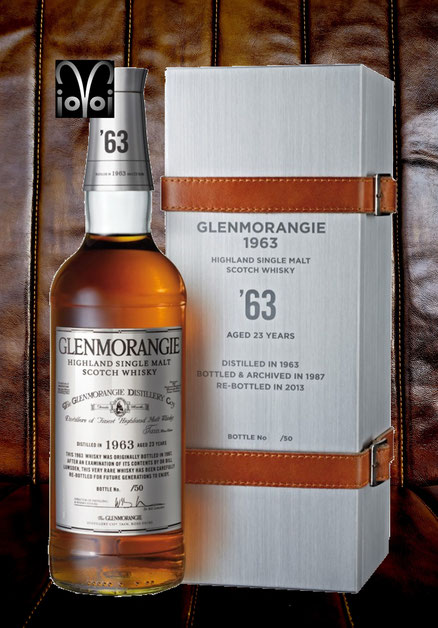 Re-Bottling 2013 - Glenmorangie 1963 - 23 Years