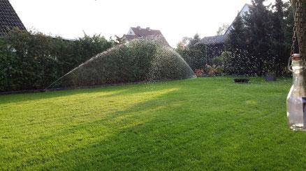 automatische Beregnung für Ihren Garten von Green Fairway aus Burgwedel