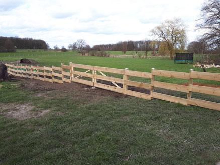 Zaunbau Holz von GreenFairway e.K. aus Hannover