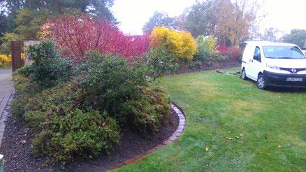 Gartenpflege für Ihren Garten in Burgwedel, Hannover, Isernhagen