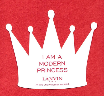 2016 - I AM A MODERN PRINCESS