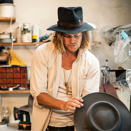 Foto: Nick Fouquet, The Hat Maker