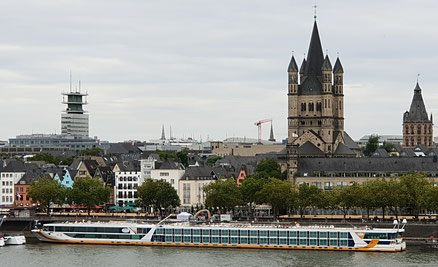 Vista Star in Köln
