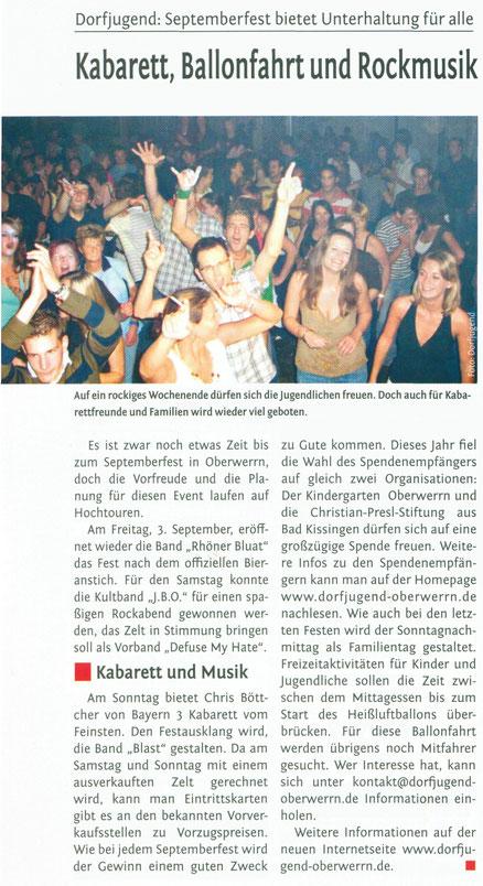 29.07.2010 Mein Niederwerrn