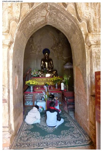 In Bagan