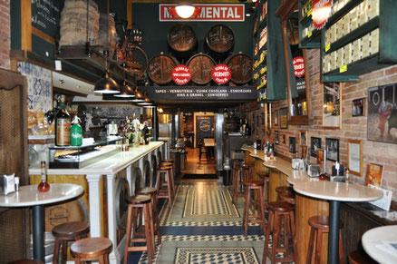 Тапас-бары Барселоны, которые обязательно следует посетить