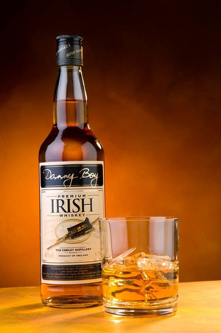 Danny Boy Irish Whiskey