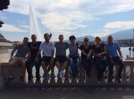Gruppenfoto Deutsches Team