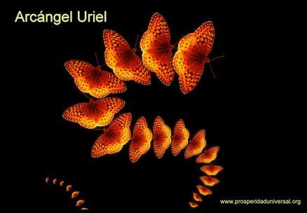 ARCÁNGEL URIEL - DECRETO PODEROSO PARA DESATAR EL FLUIR DE LA ABUNDANCIA - PROSPERIDAD UNIVERSAL - www.prosperidaduniversal.org