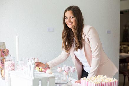 Candy Bar Bestellung Organisation Süßigkeitenbar