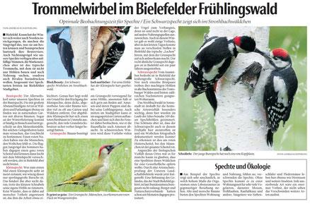 Neue Westfälische 07.April 2011