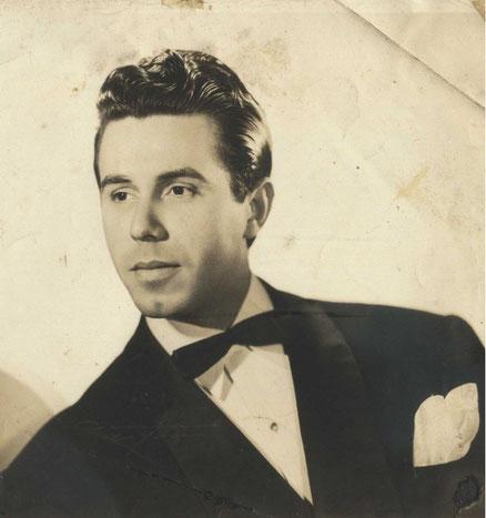 Roberto Espi, Director Conjunto Casino - 1948.