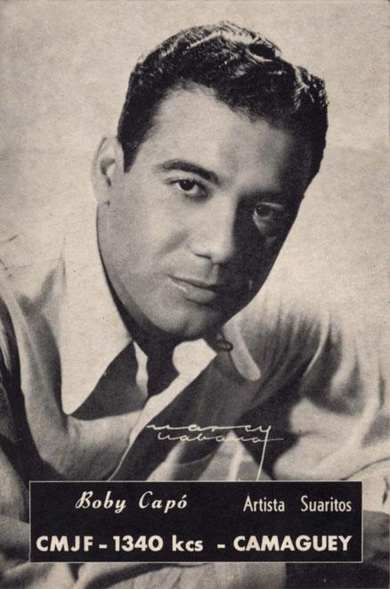 Bobby Capo.