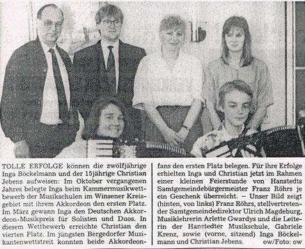 Winsener Anzeiger 04.07.1991