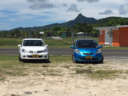 Rarotonga rental cars, Go-Cook Islands,