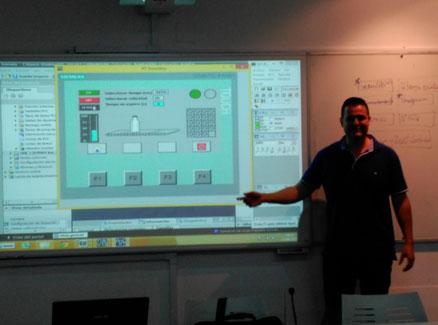 Curso pantallas Siemens KTP HMI con Wincc y TIA Portal