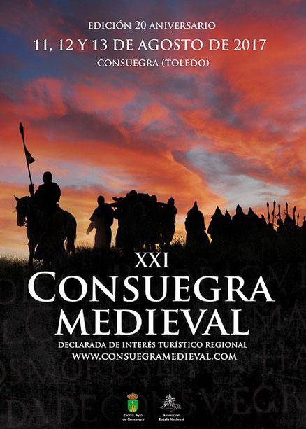 Programa de Consuegra Medieval
