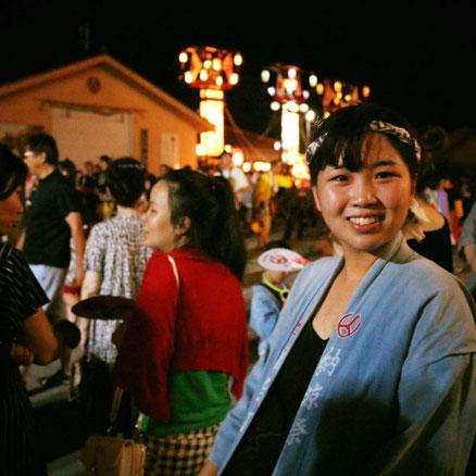 七尾を愛するきっかけになった七尾祇園祭