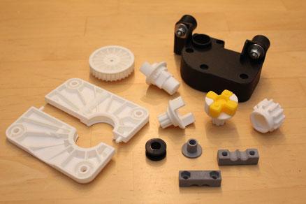 Prototypenbauteile