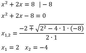 Gleichungen lösen - Studimup.de