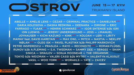 Festival of elecetronic music