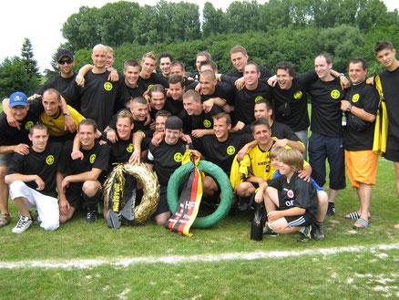 Meistermannschaft 2008/09