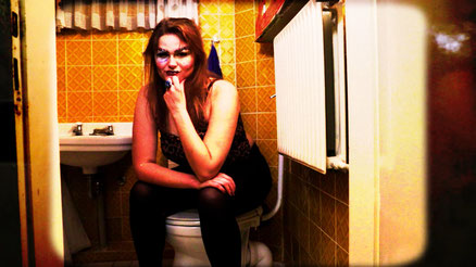 Foto: Droste Poetry Film. Screenshot. Copyright: Alice D. Bleistein.