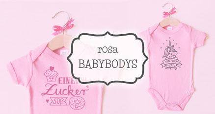 Babybodys rosa -nähfein