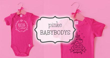 Babybodys pink -nähfein