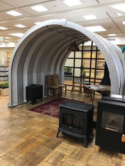 神奈川県で薪ストーブ・ペレットストーブ・暖炉の販売設置