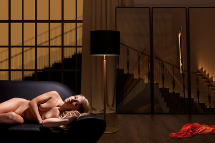 "Jad, Oxana, ""The stairs"", Lambda Print, Limited Edition, Auflage: 5 + 2*, 70 x 105 cm, 2013, 1.750€"