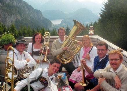 Rohrkopfhütte 21.08.2014