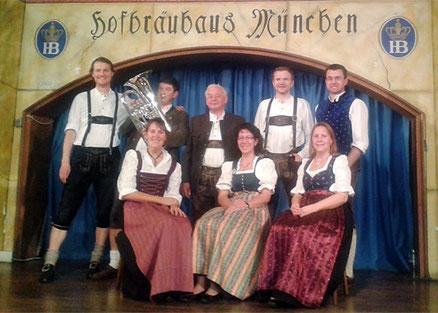 Hofbrauhaus Munich 2013/11/09