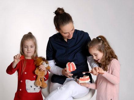Kieferorthopädie-Team in Rangsdorf