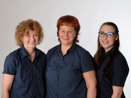 Team für die Abrechnung in Rangsdorf