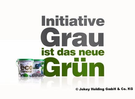 Grau ist das neue Grün, Jokey GmbH, Wippersfürth