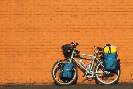 Durchscnittliche monatliche Ausgaben auf einer Radreise