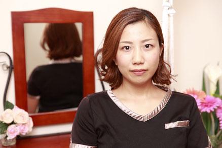 須田 由季  理容師・認定エステティシャン(歴9年)