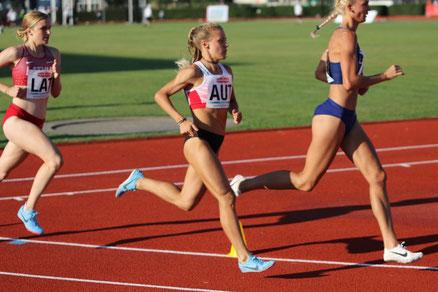 Julia Mayer laufen Wien Österreich Langstrecke Leichtathletik Team em