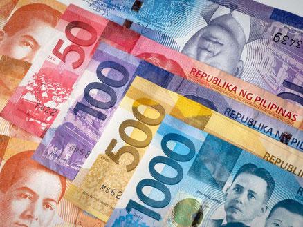 フィリピンはお金を使う所、なぜなら日本より物価が安いから