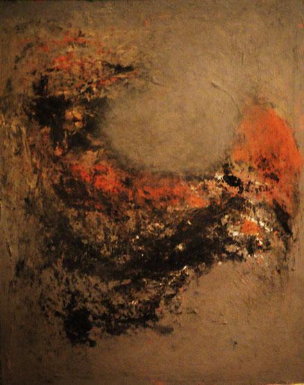Mullumullu, Acryl auf Hartfaser, 60x40, 2015