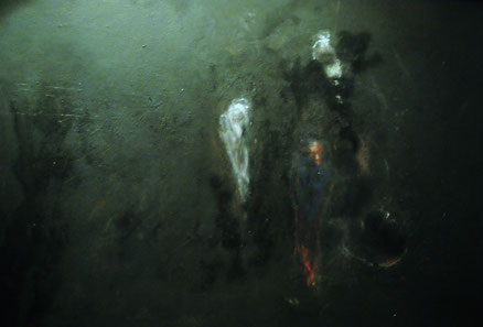 Herodias, Acryl auf Leinwand, 70x90, 2016